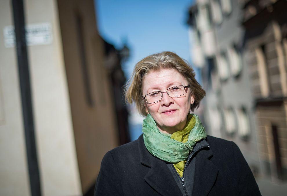 <p>SINT: Eva Gabrielsson, Stieg Larssons samboer gjennom tredve år, har i en årrekke kjempet mot at en ny bok i «Millennium»-serien skal utgis, men torsdag er slaget tapt.<br/></p>