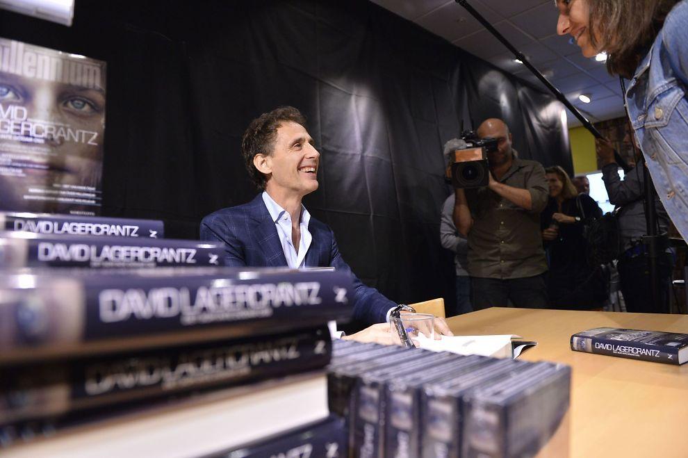 <p>ANMELDELSE: David Lagercrantz med ny bok.<br/></p>