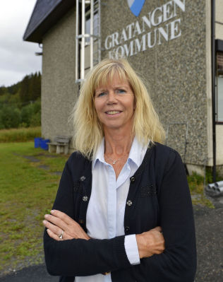 <p>MANGLER TILLIT: Senterpartiets nye førstekandidat, Rita H. Roaldsen, sier partiet har mistet all tillit til Grindstein.</p> <p><br/></p>