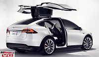 Tesla Model X: Ventetiden er snart over