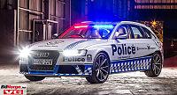«Kriminelt» rask politibil