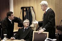 En æresflyktning i retten
