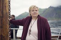 Solberg: Uaktuelt med nye innstramminger for asylbarn