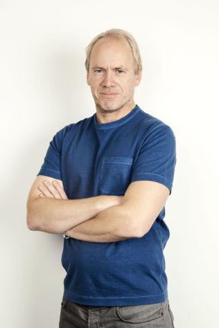 <p>Trond Johannessen, journalist, internasjonal fotball.</p>