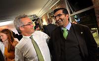 Valgforsker om De grønne: – De har veldig mye makt nå