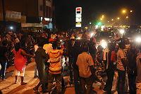 Presidenten tatt til fange i Burkina Faso