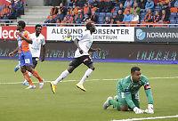 Diouf: – Jeg er bare heldig mot AaFK