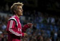 Ødegaard byttet ut da Castilla snublet i Baskerland