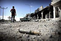 Libya ble sviktet ETTER intervensjonen