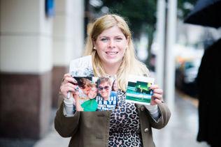 <p>Sonia Osano (38). VG møter og portretterer argentinske fans i Buenos Aires som jakter etter a-Ha.<br/></p>