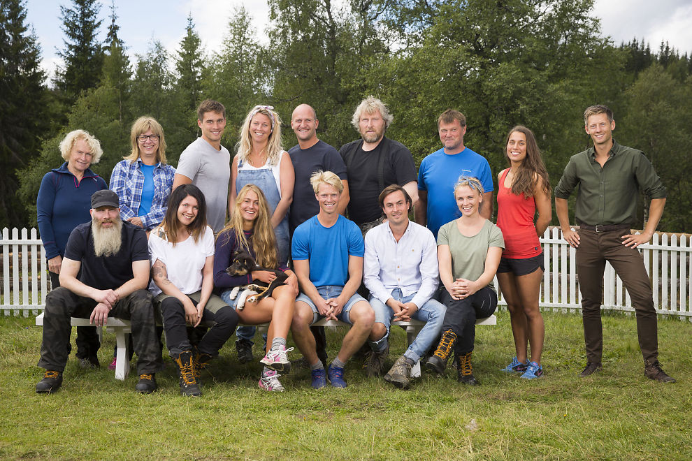 tv2 farmen 2016 Ski