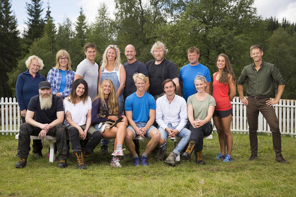 tv2 farmen 2016 Hammerfest