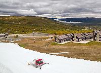 Ta frem skiene - nå er vinteren her