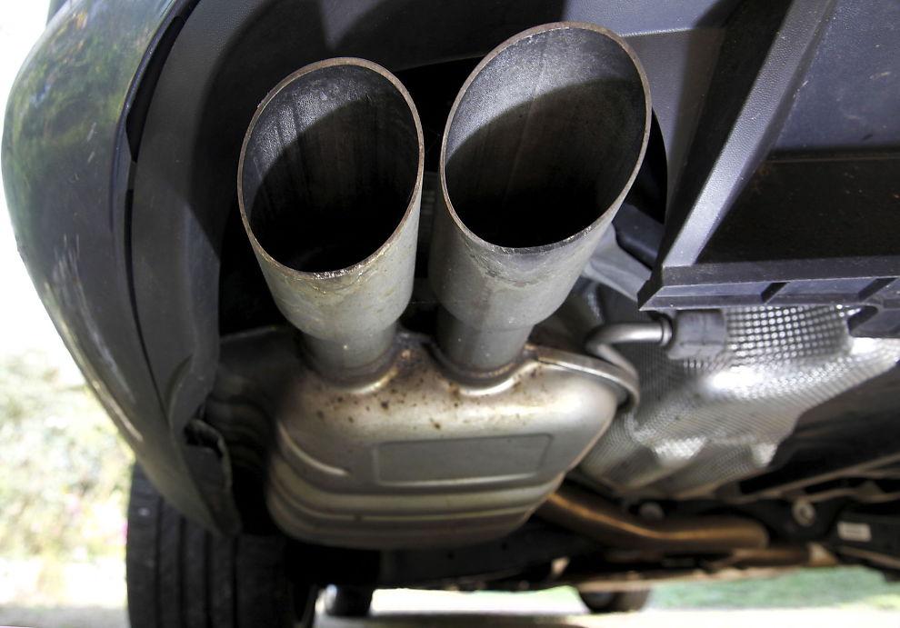 <p><i>MILJØSYNDER: Nitrogenoksid og partikkelutslipp fra dieselbiler får skylden får både sykdom og død blant folk rundt i hele verden.</i> Foto: REUTERS/Mal Langsdon</p>
