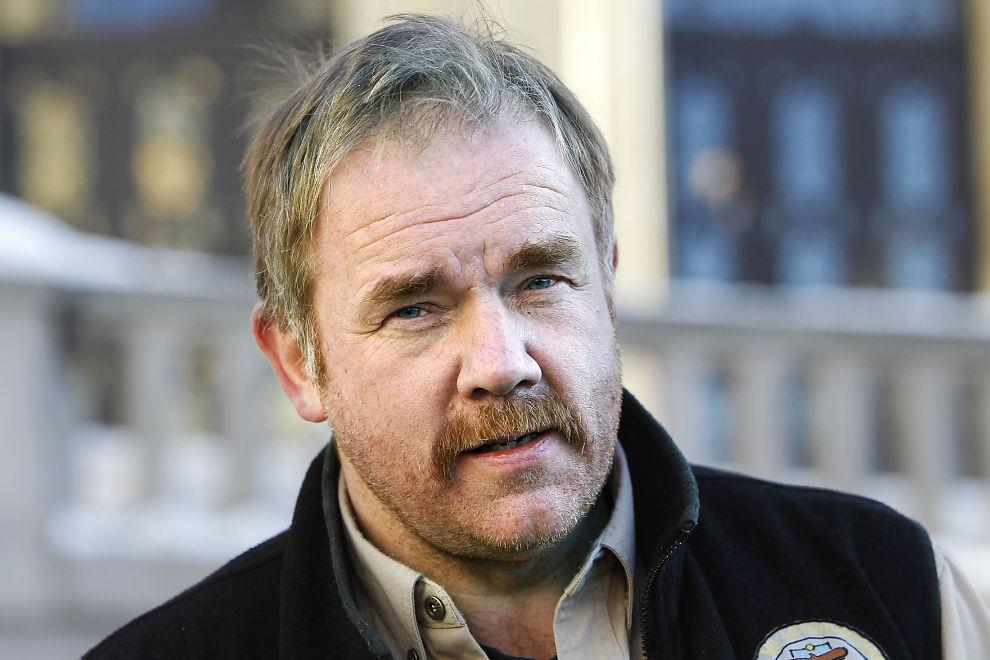 <p>ANMELDER: Leder av Norges miljøvernforbund, Kurt Oddekalv, sier SalMar kan ha tjent store beløp på å bruke formalin, fremfor å slakte ned fisken.</p>