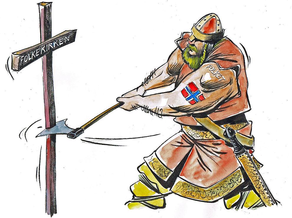 kristne i norge stjørdalshalsen