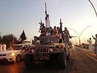 IS bruker sivile som menneskelige skjold mot bombing:– Vi er gisler i vår egen hjemby