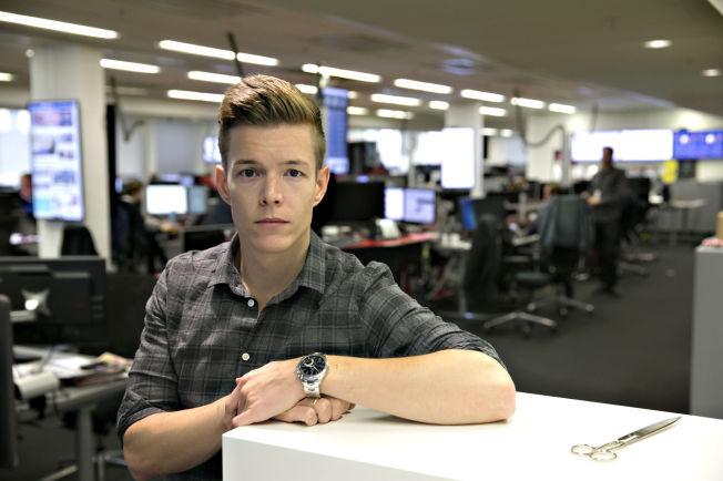<p>ANALYST: Einar Otto Stangvik, computer analyst in VG.</p>