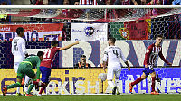 Innbytter Vietto sikret ett poeng i Madrid-derbyet