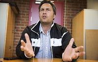 Frode Scheie blir ikke ny DHK-trener