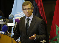 Ny samlingsregjering klar i Libya