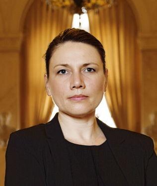 <p> Heidi Nordby Lunde.</p>