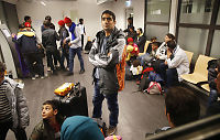 Flertall for å la asylsøkere få jobbe