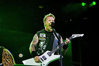 Metallica: Vi er i studio nå