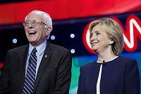 Sanders til Clinton: – Amerikanere er møkklei å høre om de forbanna e-postene dine