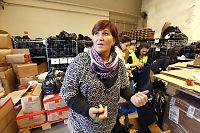 Arbeidsledige Maria (48) jubler over at flyktningene kommer til Råde