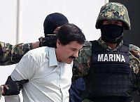 Verdens mest ettersøkte narkobaron skadet da han unnslapp politiet