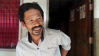 Arild (65) reddet fra gjørmehull - takker redningsmannen