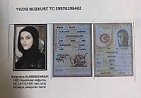 Tyrkia jakter på «den vakre terroristen»
