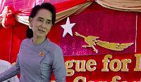 Myanmar vingler mellom optimisme og mistro før valget