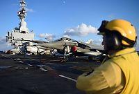 Her klargjøres franske jagerfly for nye bombetokt mot IS