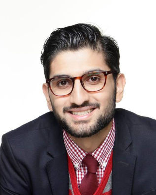 <p>Hamza Ansari.<br/></p>