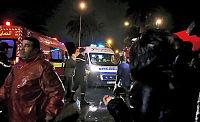 Minst 12 døde i bussangrep i Tunisia