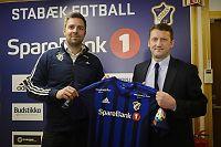 Tidligere Moyes-assistent tar over Stabæk
