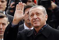 Erdogan: Dersom Putin har bevis, skal jeg gå av