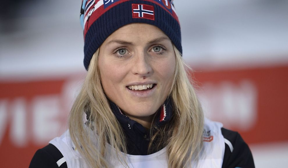 Bilderesultat for therese johaug