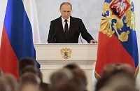 Putin: – Tyrkia kommer til å angre