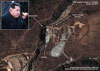 Tror dette er Kim Jong-un nye «atom-tunnel»