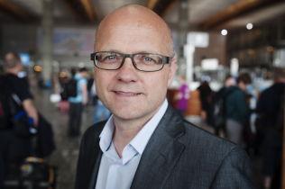 EU-MINISTER: Vidar Helgesen.