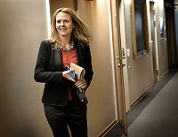 Helleland blir trolig ny kulturminister