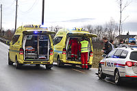 Mann (20) døde i paraglider-ulykke
