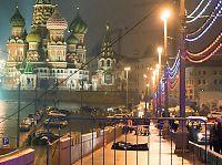 Putin-kritiker drept på åpen gate - fem tiltalt