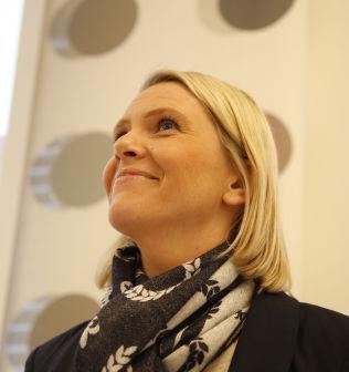<p>LA FREM PLAN: Innvandrings- og integreringsminister Sylvi Listhaug la frem innstrammingsplanene for pressen tirsdag.</p>