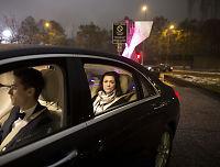 Her tar NHO-sjefen omstridt Uber-bil