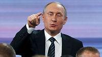 Putin ser på NATO som en trussel mot Russland
