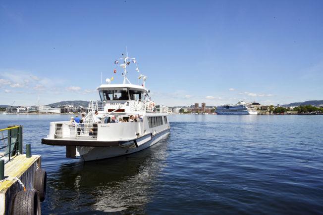 <p>ØY-BÅTENE: På rutebåtene i Indre Oslpfjord gjelder samme billett som på buss og trikk i byen.<br/></p>